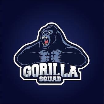 Escuadrón de gorilas