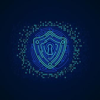 Escudo cibernético