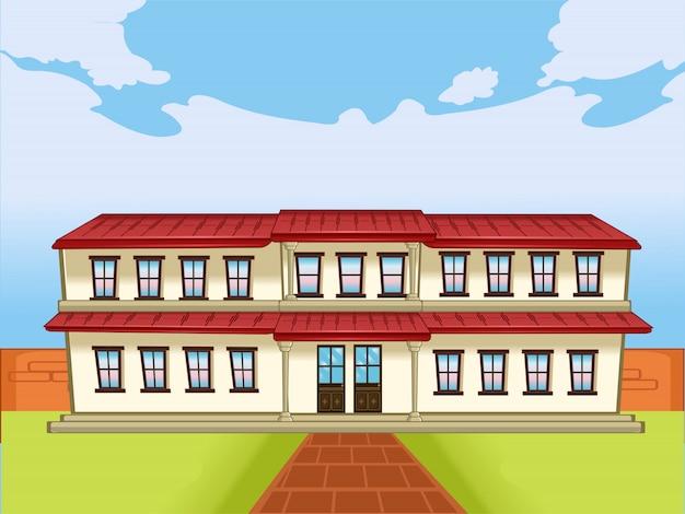 Escuela secundaria superior