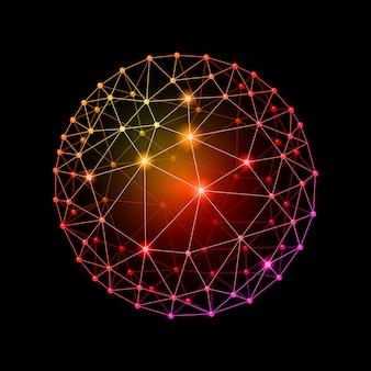 Esfera conectada
