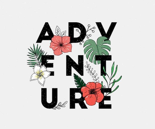 Eslogan de aventura