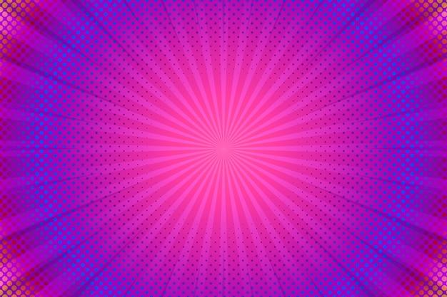 Espacio de copia de fondo de semitono violeta abstracto