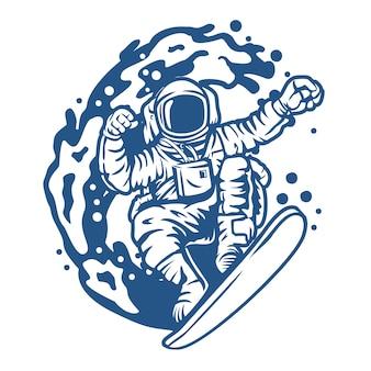 Espacio de surf