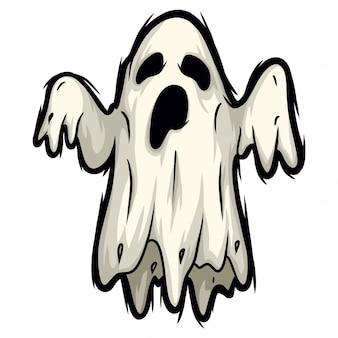 Espíritu fantasma de halloween