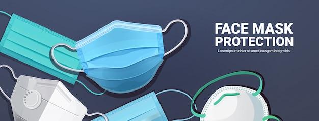 Establecer la protección antiviral médica de las mascarillas respiratorias contra la prevención del virus del coronavirus covid-19