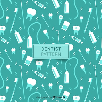 Estampado de dentista
