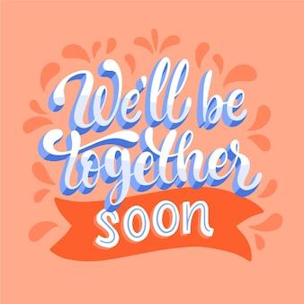 Estaremos juntos pronto letras