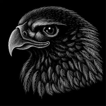 Estilo de caza águila