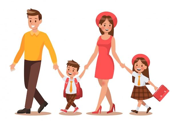 Estilo de vida familiar