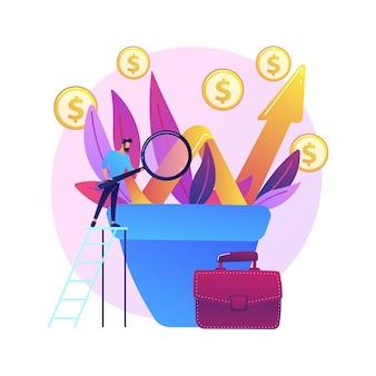 Estrategia de crecimiento empresarial. desarrollo de empresa estable, planificación de aumento de ingresos, tácticas de promoción empresarial.