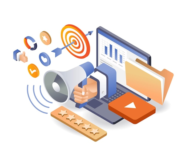 Estrategia de marketing digital y optimización seo