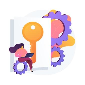 Estrategia de promoción moderna. búsqueda de palabras clave, negocio de publicidad online, optimización seo. promoción en internet, marketing digital, búsqueda de información.