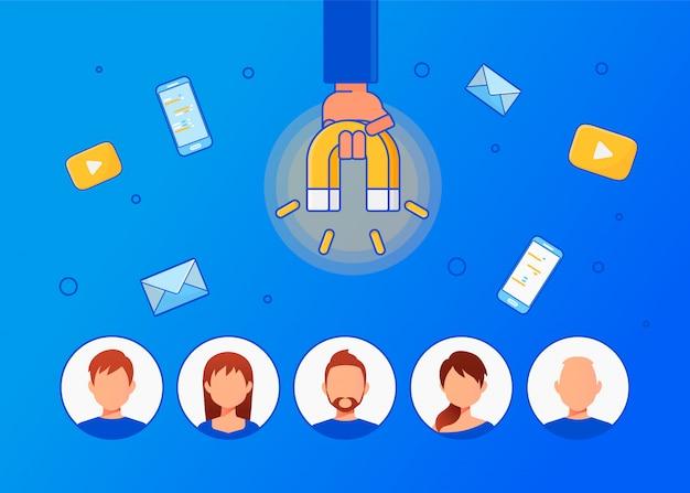 Estrategia de retención de clientes