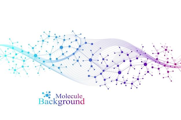 Estructura abstracta para ciencia o antecedentes médicos