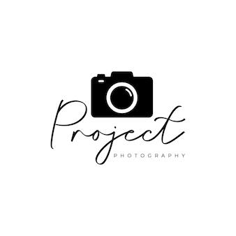 Estudio de fotografía diseño de logotipo