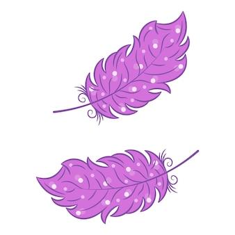 Etiqueta engomada de la pluma de la brujería de halloween feliz