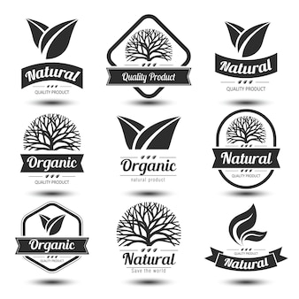 Etiqueta de naturaleza