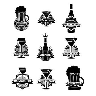 Etiquetas de bebidas
