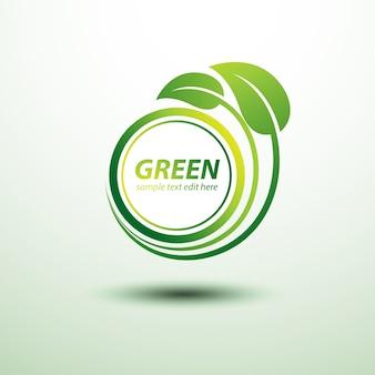 Etiquetas verdes