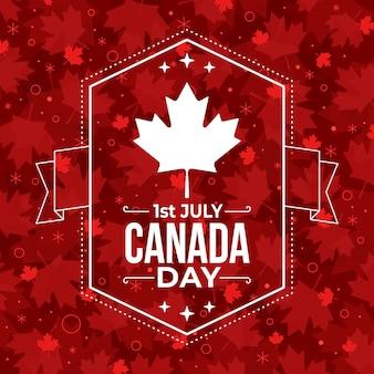Evento del día de canadá