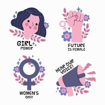 Evento del día internacional de la mujer