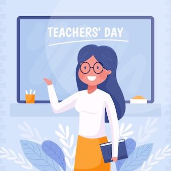 Evento del día del maestro
