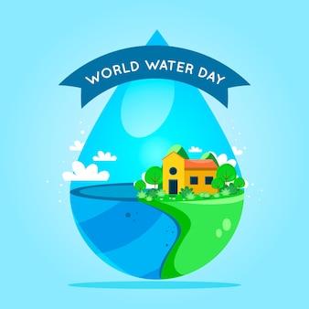Evento del día mundial del agua
