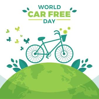 Evento del día mundial sin automóviles