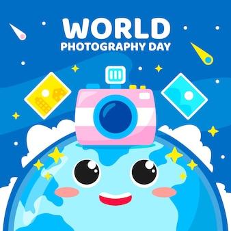 Evento del día mundial de la fotografía