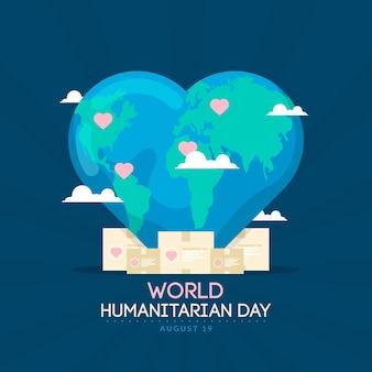 Evento del día mundial humanitario