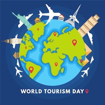 Evento del día mundial del turismo