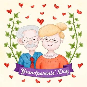 Evento del día nacional de los abuelos