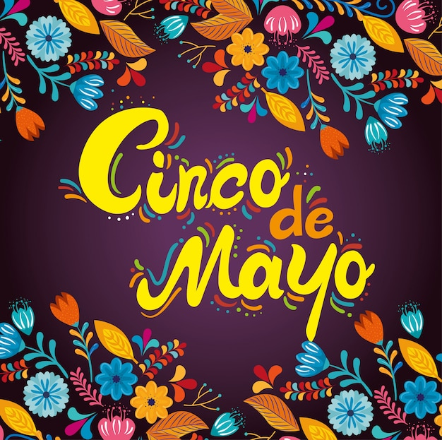 Evento mexicano con decoración de plantas con flores.