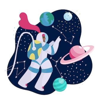 Exploración espacial