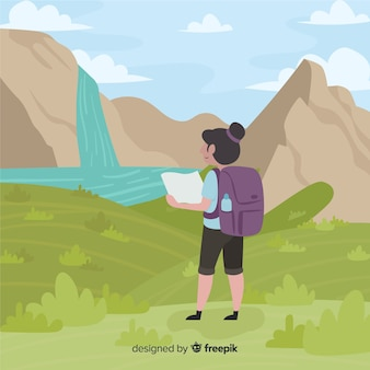Exploradora