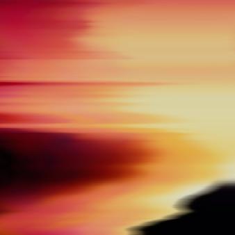 Falla de fondo. distorsión de datos de imagen digital. fondo abstracto colorido para sus diseños. estética del caos del error de señal. decadencia digital.