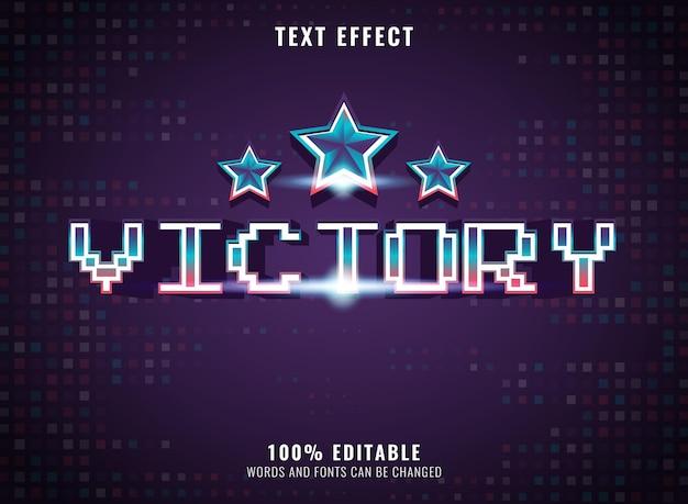 Fantasy golden diamond heroes of war efecto de texto del título del logotipo del juego editable
