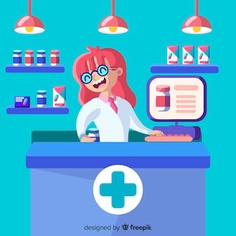 Farmacéutica