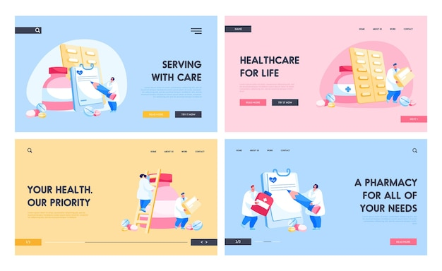 Farmacia, tratamiento de enfermedades en el hospital