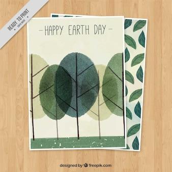 Felicitación de feliz día de la tierra