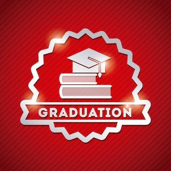 Felicitaciones grad tarjeta de celebración