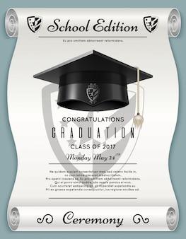 Felicitaciones vector de fondo