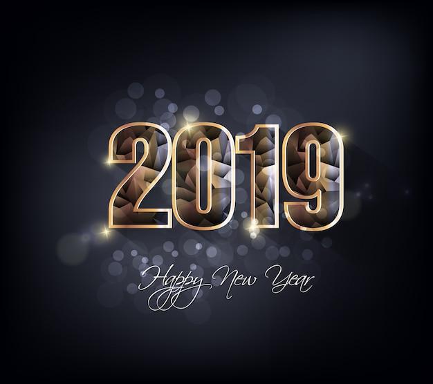 Feliz año nuevo 2019 y feliz navidad.