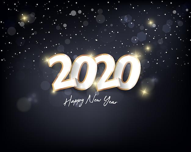 Feliz año nuevo 2020. año nuevo chino