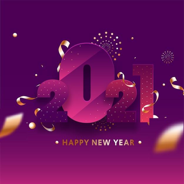 Feliz año nuevo concepto