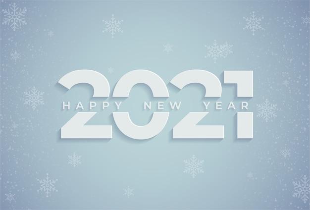 Feliz año nuevo y navidad 2021