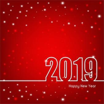 Feliz año nuevo tema 2019