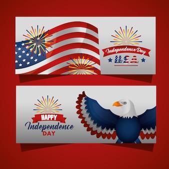 Feliz celebración de la independencia