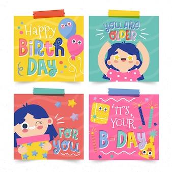 Feliz cumpleaños, concepto