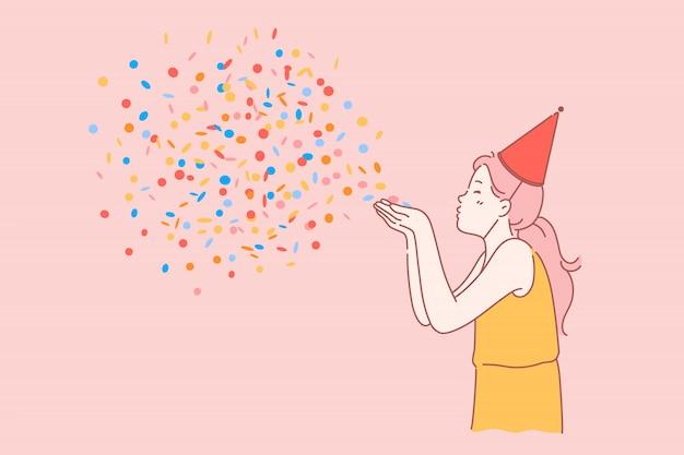 Feliz cumpleaños niños.
